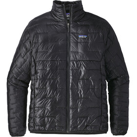 Patagonia Micro Puff Jacket Men Black